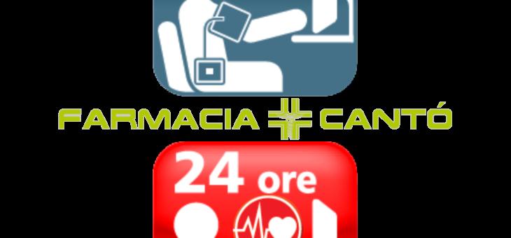 Monitoraggio Pressorio e Cardiaco 24H con Referto Medico direttamente in Farmacia