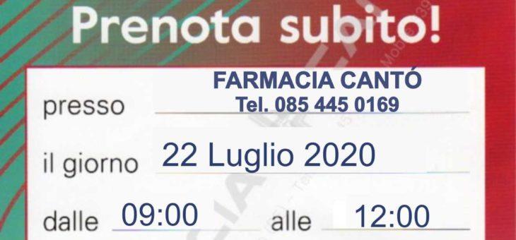 GIORNATA DELLA SALUTE DELL'UDITO AMPLIFON – 22 LUGLIO 2020