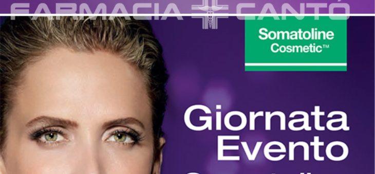 GIORNATA PROMOZIONALE SOMATOLINE – 28 LUGLIO2020